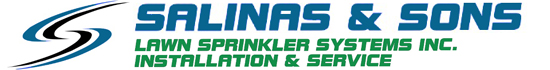 Salinas & Sons Lawn Sprinkler Systems Inc.